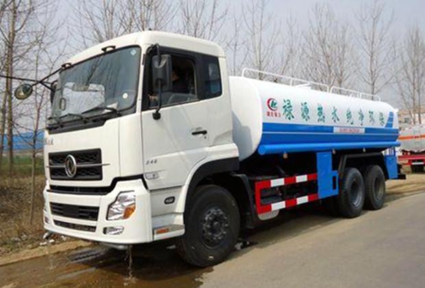 东风天龙20吨洒水车
