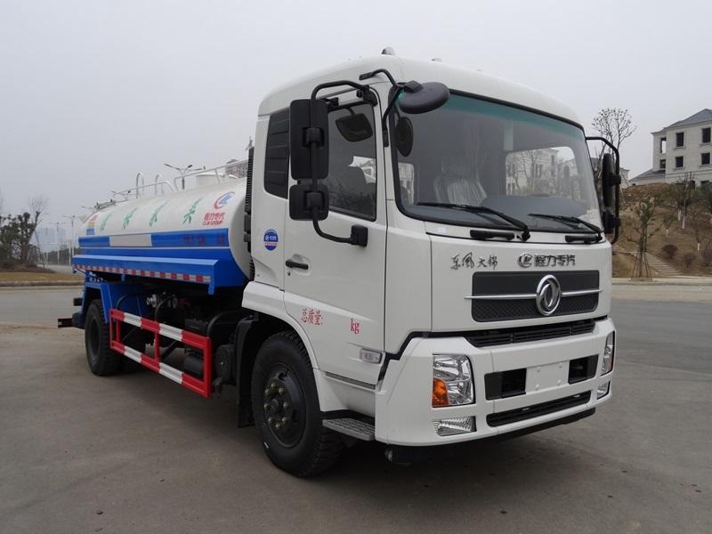 东风天锦洒水车︱12吨洒水车