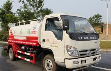 福田洒水车︱5吨洒水车
