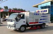 五十铃扫路车︱5吨扫路车