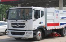 东风D9扫路车︱8吨扫路车