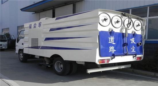 五十铃吸尘车︱6吨吸尘车图片