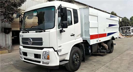 东风天锦吸尘车︱10吨吸尘车