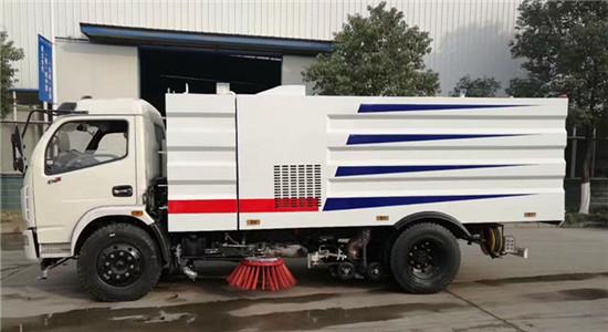 东风多利卡洗扫车︱8吨洗扫车图片