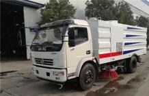 东风多利卡洗扫车︱8吨洗扫车