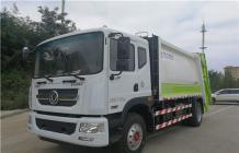 东风D9压缩式垃圾车︱10吨压缩垃圾车