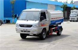 凯马挂桶式垃圾车︱2吨挂桶式垃圾车