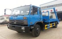 东风145摆臂式垃圾车︱8吨摆臂垃圾车