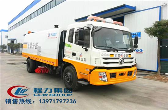 手机万博官网最新版本新款D913扫路车|9吨扫路车