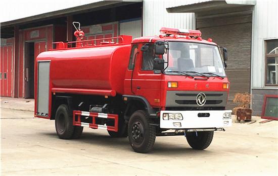 东风145消防洒水车︱10吨消防洒水车