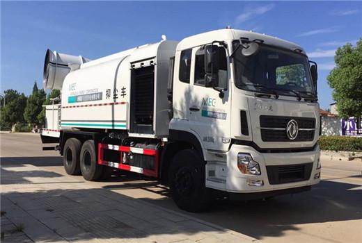 东风天龙抑尘车︱15吨抑尘车