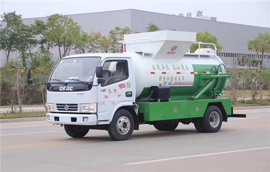 东风多利卡餐厨垃圾车︱5吨餐厨垃圾车图片