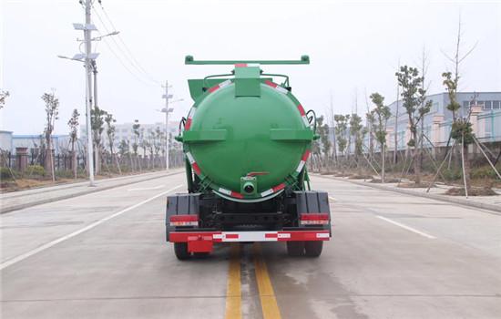 东风多利卡餐厨垃圾车︱8吨餐厨垃圾车图片
