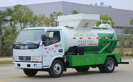 东风多利卡餐厨垃圾车︱5吨餐厨垃圾车
