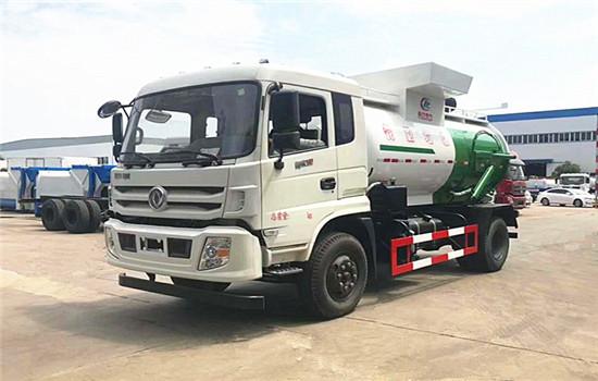 东风D913餐厨垃圾车︱10吨餐厨垃圾车