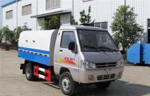 凯马密封式垃圾车︱3方密封式垃圾车