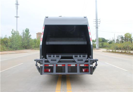 东风多利卡压缩式垃圾车︱8吨压缩式垃圾车图片