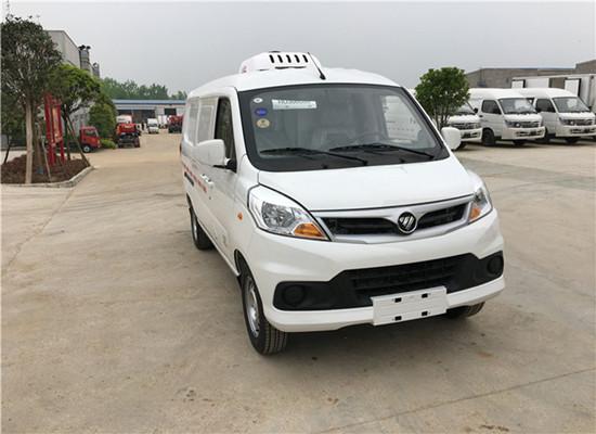 福田伽途面包冷藏车︱1.8米冷藏车