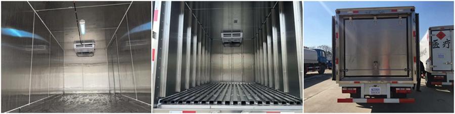 3.1米冷藏车蓝牌冷藏车(图9)