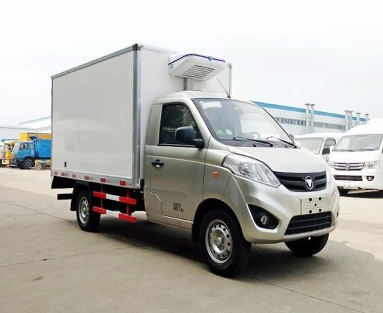 福田奥铃冷藏车︱2.8米冷藏车