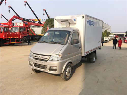 长安冷藏车︱3米冷藏车