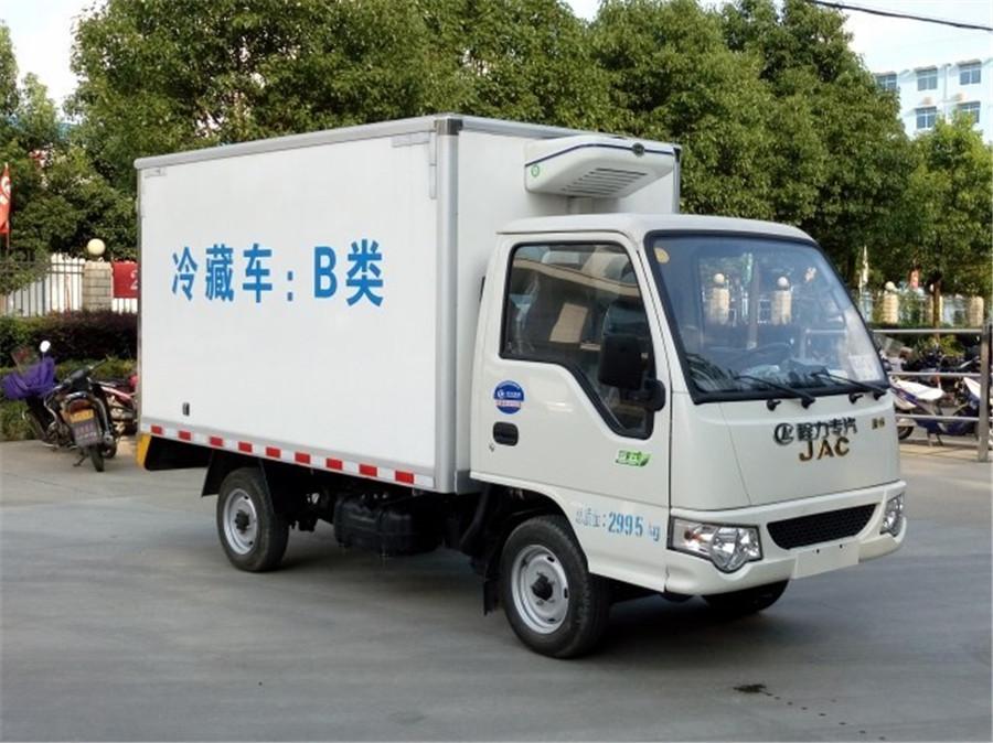 3.1米冷藏车蓝牌冷藏车(图2)