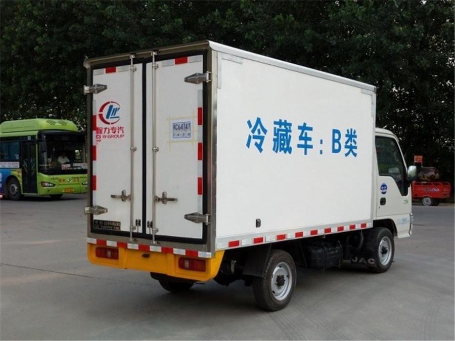 3.1米冷藏车蓝牌冷藏车(图4)