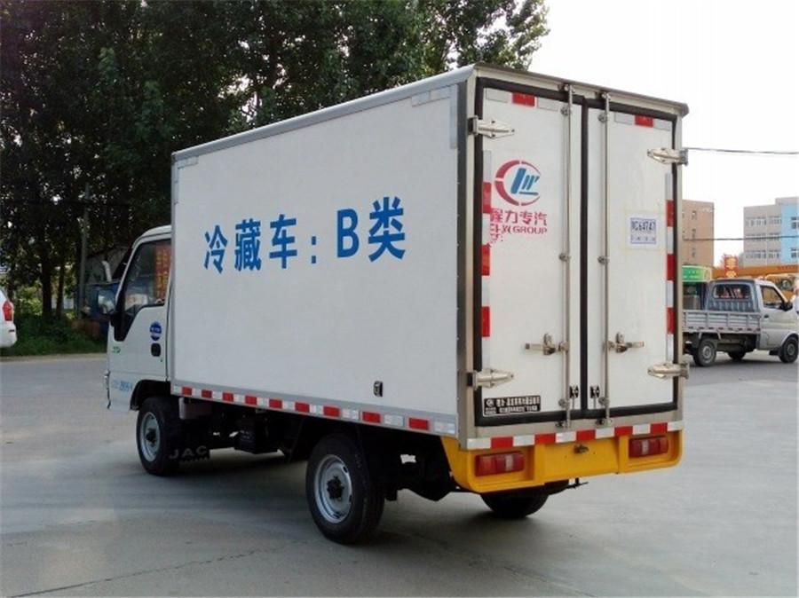 3.1米冷藏车蓝牌冷藏车(图5)