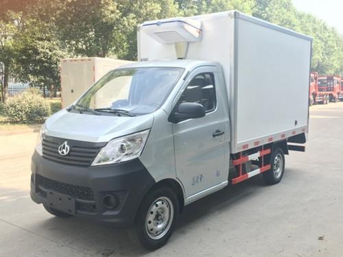 长安冷藏车︱2.7米冷藏车