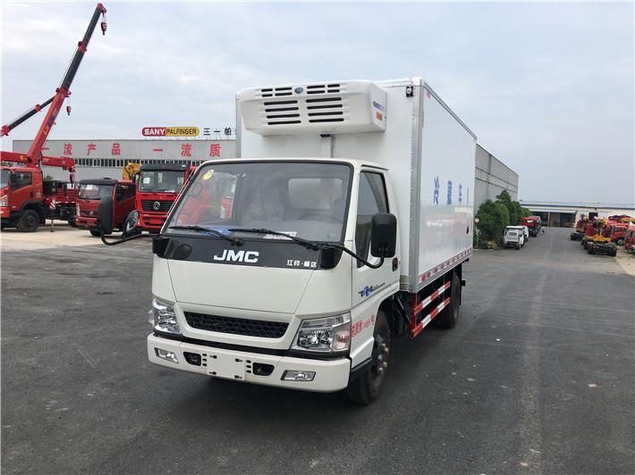 江铃顺达冷藏车︱4.2米冷藏车