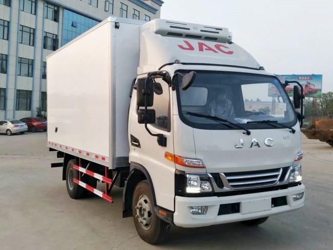 江淮骏铃冷藏车︱4.2米冷藏车