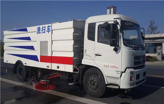 环卫洗扫车和环卫扫路车有什么区别详细说明|高清图片