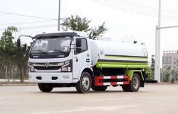 东风多利卡洒水车︱10吨洒水车