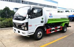 东风福瑞卡洒水车︱5吨洒水车