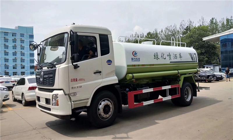 东风天锦洒水车︱14吨洒水车