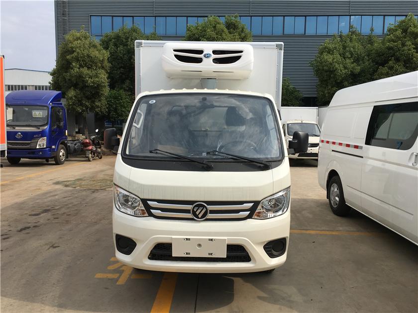 福田祥菱M1冷藏车︱3.1米冷藏车