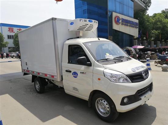福田祥菱V1冷藏车(厢长2.8米)
