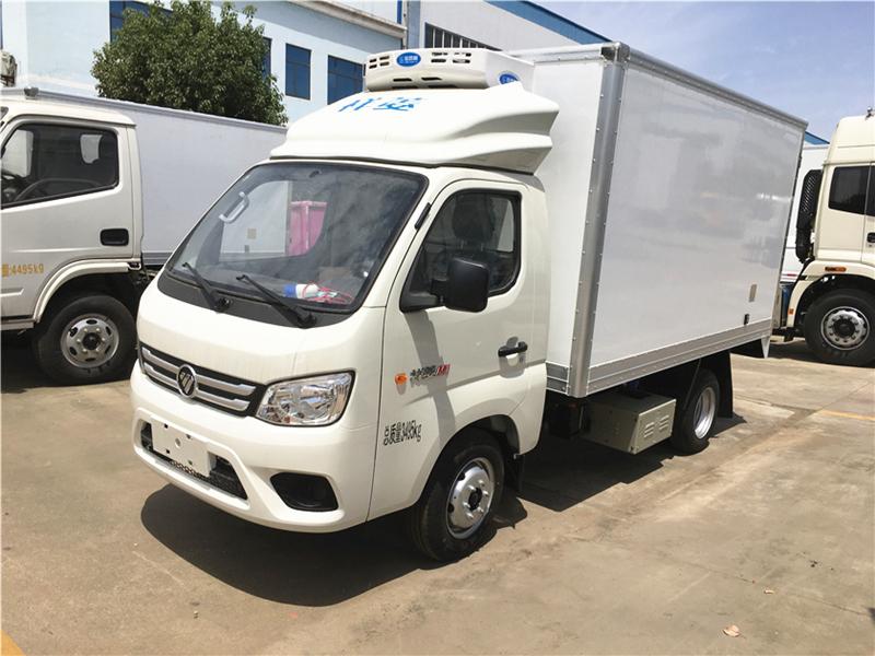 福田祥菱M1冷藏车(厢长3.2米)
