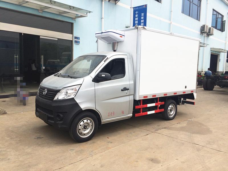 长安冷藏车(厢长2.9米)