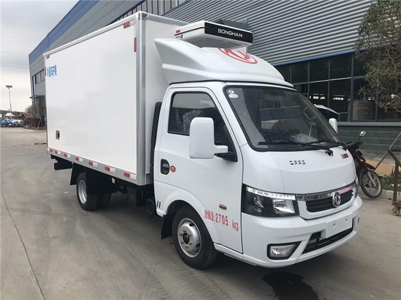 东风途逸冷藏车(厢长3.5米)