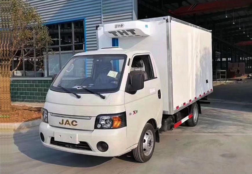 江淮康铃X5冷藏车(厢长3.5米)