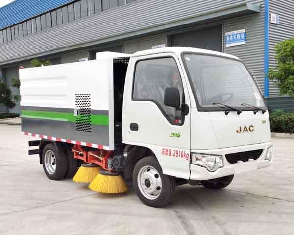 江淮康铃3吨扫路车(汽油版)