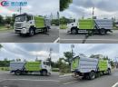 比亚迪纯电动新能源洗扫车配置/价格/图片