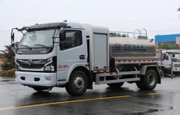 东风凯普特5吨纯电动洒水车