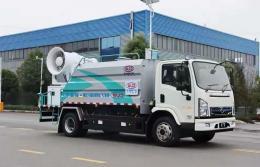 比亚迪T7B纯电动8吨抑尘车