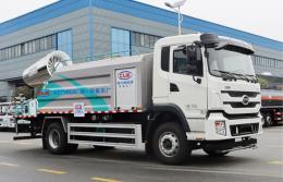 比亚迪T8纯电动10吨抑尘车