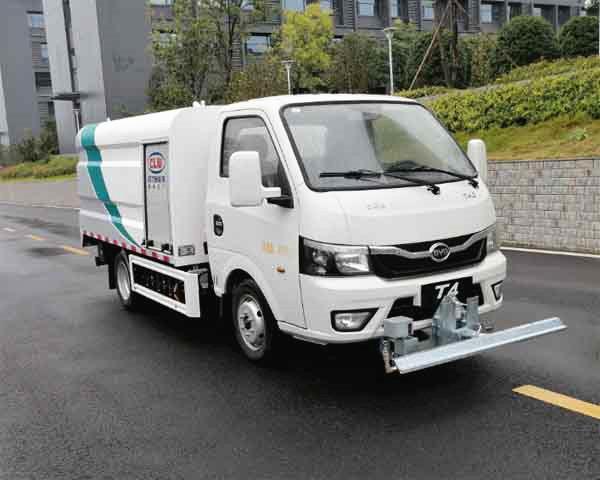 比亚迪T4纯电动路面养护车图片