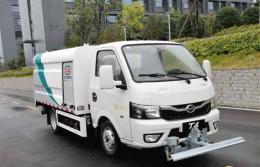 比亚迪T4纯电动路面养护车