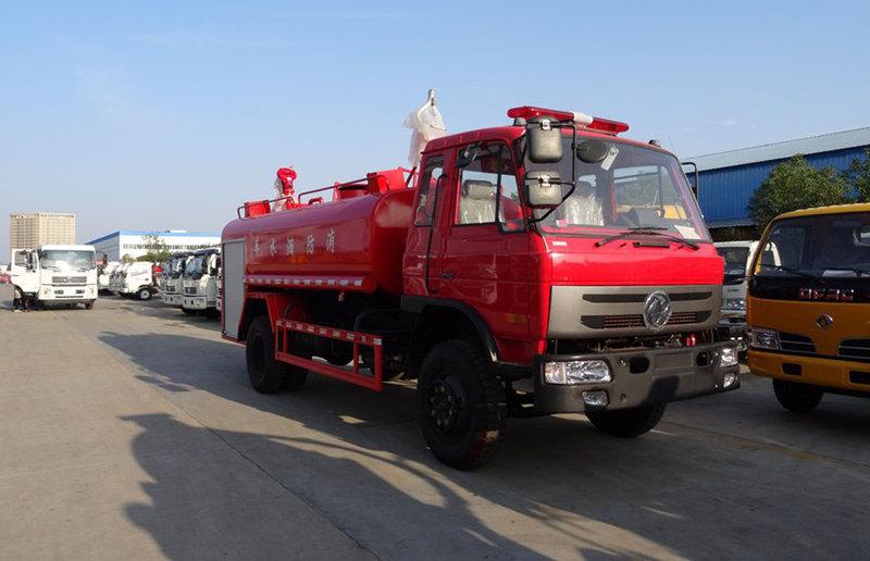 东风10吨消防洒水车(出口专用)