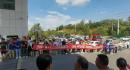 程力汽车集团援助河南抗洪救灾第一线